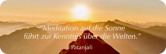 Sonne Siddhi Patanjali Yoga Sutra