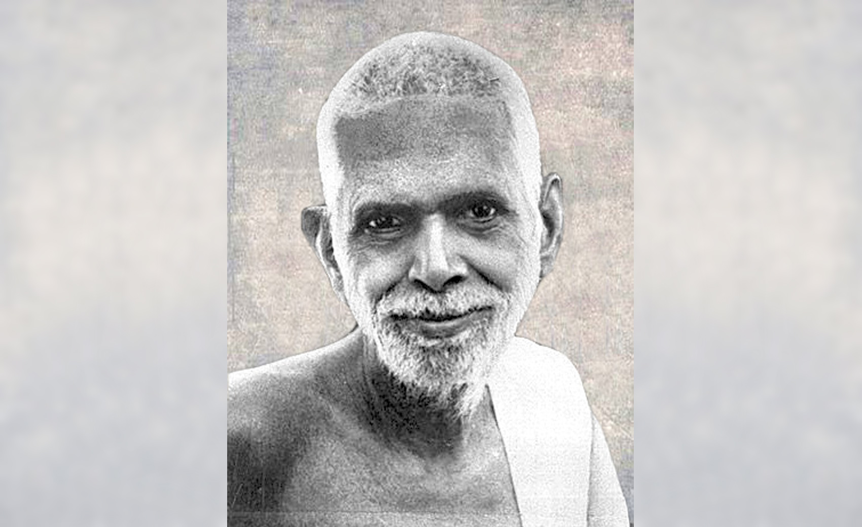 Wer war Ramana Maharshi?